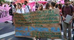 A marcha brasileira