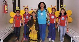 Em Manaus, professora mobiliza comunidade escolar para organizar um sarau