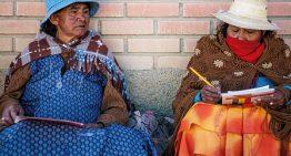 Programa de alfabetização boliviano ensinou mais de um milhão de adultos a ler e escrever