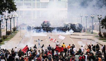 1988-2015: os saldos da violência nas manifestações de professores no Paraná
