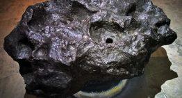 Museu Nacional, no RJ, inaugura exposição permanente sobre meteoritos