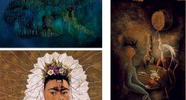 A arte em torno de Frida Kahlo
