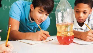 Aprender química pra quê?