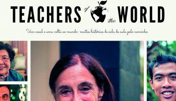 Site conta histórias de professores ao redor do mundo