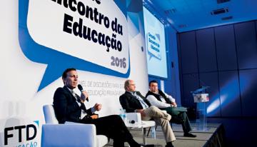 Grande Encontro Educação discute desafios da gestão