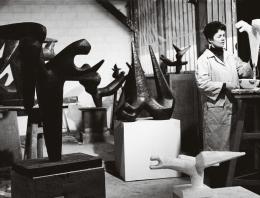 Museu Lasar Segall expõe trabalho de escultora