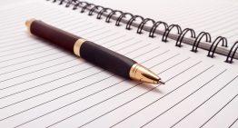 Concurso Internacional de Redação de Cartas tem inscrições abertas