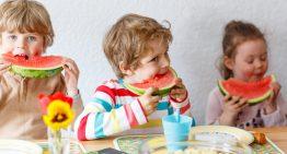 Projetos de educação alimentar nas escolas buscam mudar hábitos familiares