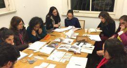 Grupo de estudos debate primeira infância e cria oficina para bebês e crianças de até 4 anos