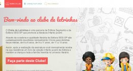 Editora Segmento lança clube de livros infantojuvenis