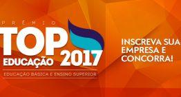 Participe do Prêmio TOP Educação 2017