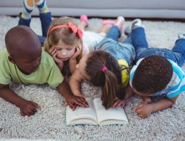 Muito além da alfabetização: a importância do contato com a literatura na infância