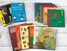 Projeto distribui livros infantis para escolas de todo o Brasil