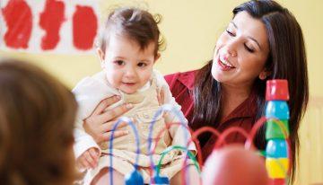 A força e a importância do vínculo entre professor e criança