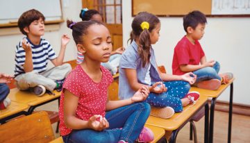 Prática de mindfulness no ambiente escolar pode trazer benefícios a alunos e professores