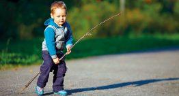 Brincadeiras são fundamentais para o desenvolvimento da criança