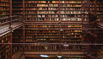 Livro não se empresta (e nem se devolve)
