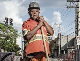 Exposição fotográfica homenageia trabalhadores brasileiros