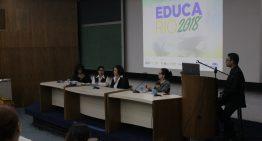 Educa Rio 2018 debate midiaeducação, educação infantil e neurociência
