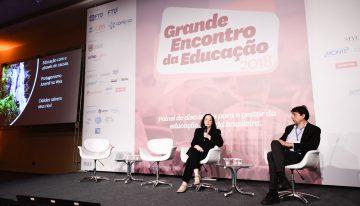 Grande Encontro da Educação aborda habilidades socioemocionais por um olhar fora dos métodos tradicionais