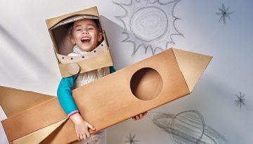 Saiba porque a infância é fase de maior desenvolvimento intelectual