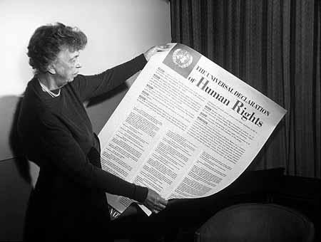 70 anos Declaração dos Direitos Humanos ONU
