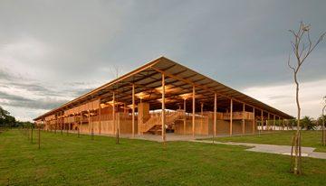 Escola em Tocantins é eleita melhor construção do mundo