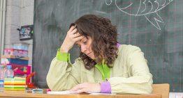 Sete em cada dez professores de educação infantil têm dificuldades de audição
