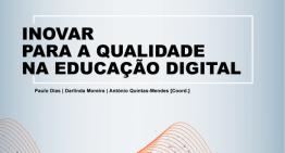 Inovação na educação digital é tema de livro luso-brasileiro