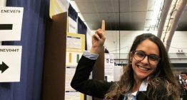 Brasileira de 18 anos fica em 1º lugar na principal feira de ciências do mundo e terá asteroide com seu nome