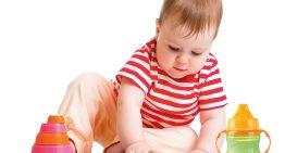 Os plásticos da mamadeira e o desenvolvimento infantil