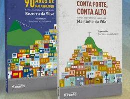Samba e literatura se misturam em livros que destacam as vozes da perifa