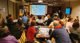 Workshop reúne professores para a criação de projetos pedagógicos