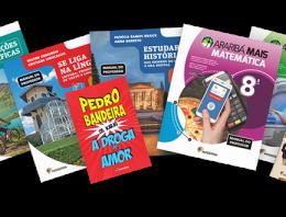 Conheça as obras da Editora Moderna que atendem às novidades do PNLD