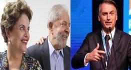 Enquete: em relação a projetos para a educação, você prefere os do governo Bolsonaro ou os do governo Dilma?