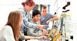 Apenas 8% dos alunos saem de cursos técnicos, contra 40% da média dos países da OCDE
