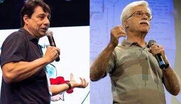 Não perca bate-papo ao vivo com José Pacheco e Miguel Thompson