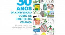 A conquista dos direitos das crianças é destaque em e-book do Unicef