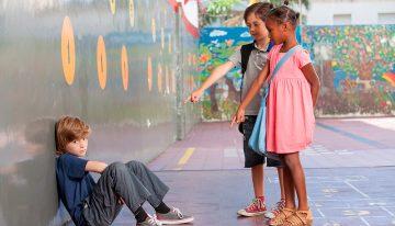 Na orientação educacional: pai na defensiva