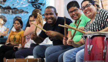 Caravana MusiLibras percorre o Nordeste ensinando música a surdos