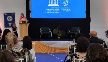 Cerca de 600 educadores da rede de escolas da UNESCO se reúnem em São Paulo