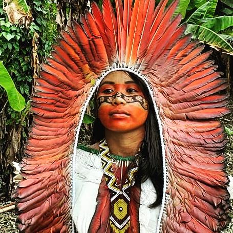 mulheres indígenas huni kuin