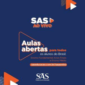 videoaulas SAS gratuitas