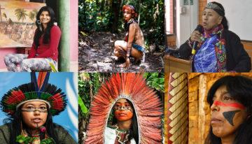 Conheça a luta de seis mulheres indígenas inspiradoras
