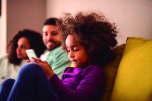 geração digital crianças