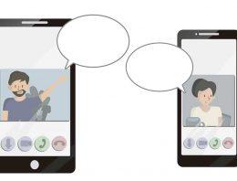 Diálogos por distanciamento social entre aluno e professor