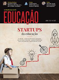 capa revista Educação maio 2020