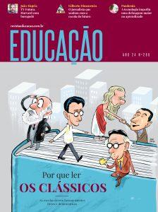 revista Educação por que ler os clássicos