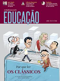 capa revista Educação junho/julho 2020