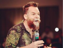 Autor do best-seller 'O papai é pop', Marcos Piangers participa de webinar gratuito
